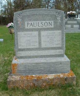 PAULSON, GUNDER - Emmet County, Iowa | GUNDER PAULSON