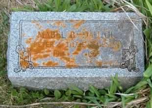 PAULSON, MABEL B. - Emmet County, Iowa   MABEL B. PAULSON