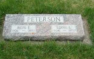 PETERSON, EDDIE L. - Emmet County, Iowa | EDDIE L. PETERSON
