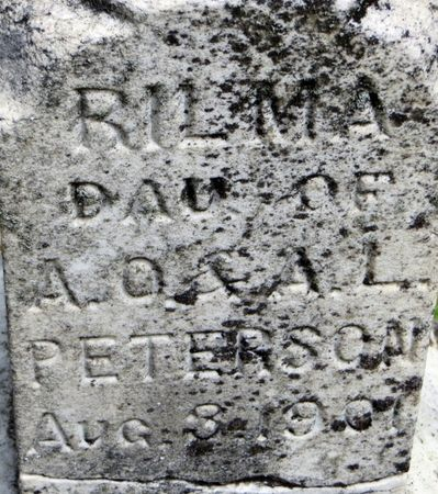 PETERSON, RILMA - Emmet County, Iowa | RILMA PETERSON