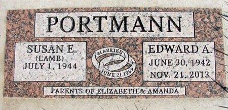 PORTMANN, EDWARD A. - Emmet County, Iowa | EDWARD A. PORTMANN