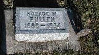 PULLEN, HORACE W. - Emmet County, Iowa | HORACE W. PULLEN