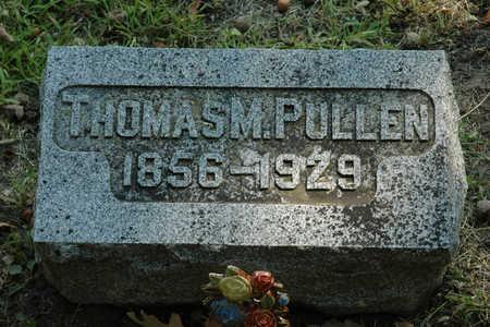 PULLEN, THOMAS M. - Emmet County, Iowa | THOMAS M. PULLEN