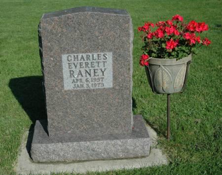 RANEY, CHARLES EVERETT - Emmet County, Iowa | CHARLES EVERETT RANEY
