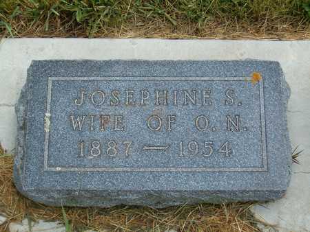 REFSELL, JOSEPHINE S. - Emmet County, Iowa | JOSEPHINE S. REFSELL