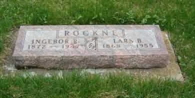 ROCKNE, INGEBORG R. - Emmet County, Iowa | INGEBORG R. ROCKNE