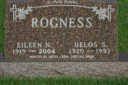 ROGNESS, DELOS S. - Emmet County, Iowa   DELOS S. ROGNESS