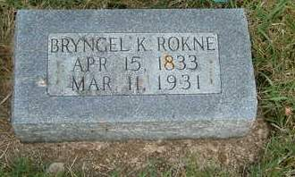 ROKNE, BRYNGEL K. - Emmet County, Iowa | BRYNGEL K. ROKNE