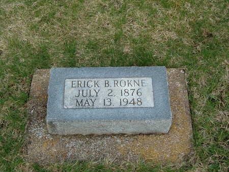 ROKNE, ERICK B. - Emmet County, Iowa | ERICK B. ROKNE
