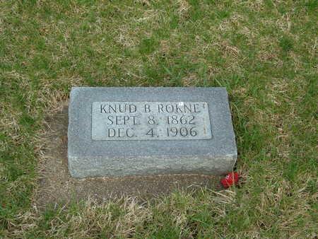 ROKNE, KNUD B. - Emmet County, Iowa | KNUD B. ROKNE