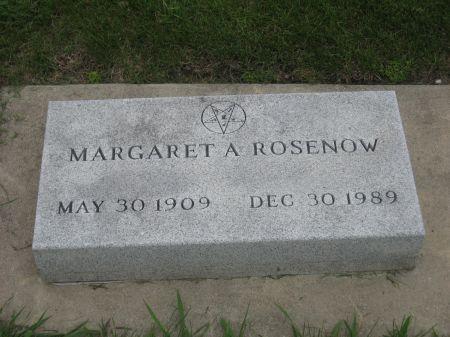 ROSENOW, MARGARET A. - Emmet County, Iowa | MARGARET A. ROSENOW