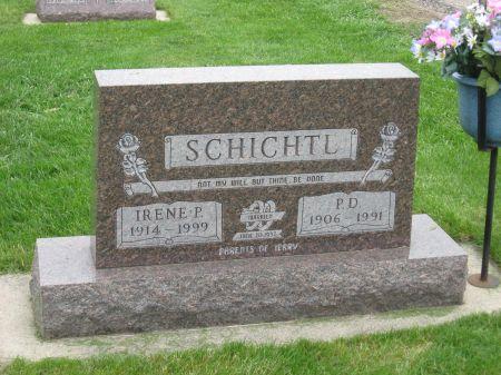 SCHICHTL, IRENE P. - Emmet County, Iowa | IRENE P. SCHICHTL