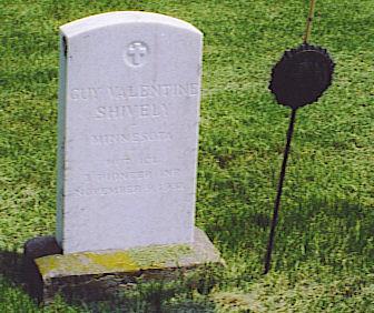 SHIVELY, GUY VALENTINE - Emmet County, Iowa | GUY VALENTINE SHIVELY