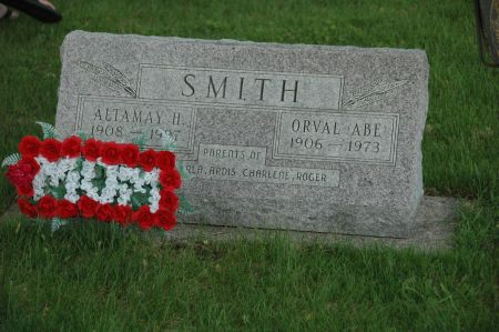 SMITH, ORVAL ABE - Emmet County, Iowa | ORVAL ABE SMITH