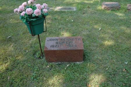 SOPER, JOHN KENNETH - Emmet County, Iowa | JOHN KENNETH SOPER