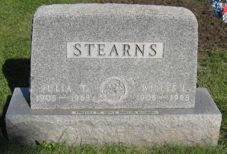 STEARNS, WILYS L. - Emmet County, Iowa | WILYS L. STEARNS