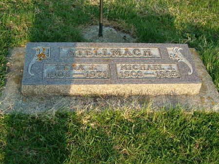 STELLMACH, LENA J. - Emmet County, Iowa | LENA J. STELLMACH