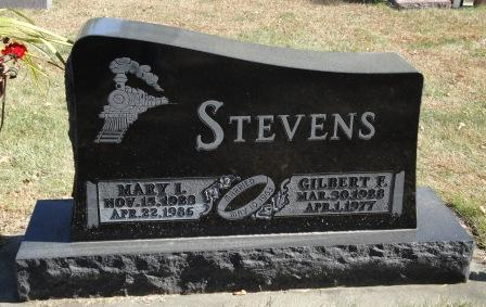 STEVENS, MARY I. - Emmet County, Iowa | MARY I. STEVENS