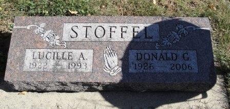 STOFFEL, LUCILLE ALMA - Emmet County, Iowa | LUCILLE ALMA STOFFEL