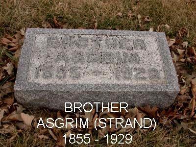 STRAND, ASGRIM - Emmet County, Iowa | ASGRIM STRAND