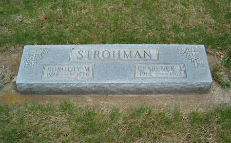 STROHMAN, DOROTHY M. - Emmet County, Iowa | DOROTHY M. STROHMAN