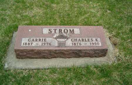 STROM, CHARLES K. - Emmet County, Iowa | CHARLES K. STROM