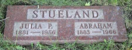 STUELAND, ABRAHAM - Emmet County, Iowa | ABRAHAM STUELAND