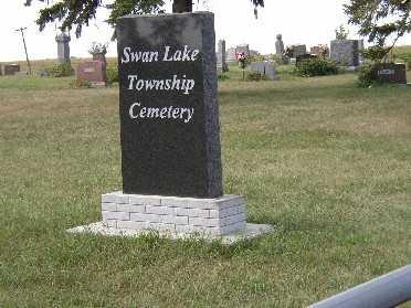 SWAN LAKE, CEMETERY - Emmet County, Iowa   CEMETERY SWAN LAKE