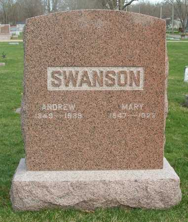 SWANSON, MARY - Emmet County, Iowa | MARY SWANSON