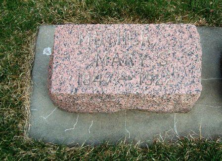 SWANSON, MARY S. - Emmet County, Iowa | MARY S. SWANSON