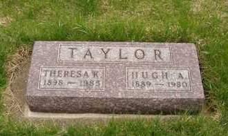 TAYLOR, THERESA K. - Emmet County, Iowa | THERESA K. TAYLOR