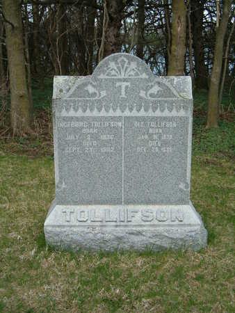 TOLLIFSON, OLE - Emmet County, Iowa | OLE TOLLIFSON