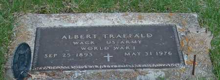 TRAEFALD, ALBERT - Emmet County, Iowa | ALBERT TRAEFALD