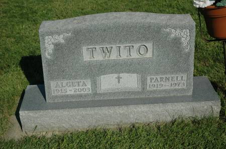 TWITO, PARNELL - Emmet County, Iowa | PARNELL TWITO