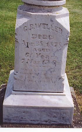 WELLER, G. R. - Emmet County, Iowa   G. R. WELLER