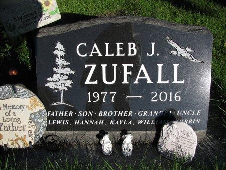 ZUFALL, CALEB J. - Emmet County, Iowa | CALEB J. ZUFALL