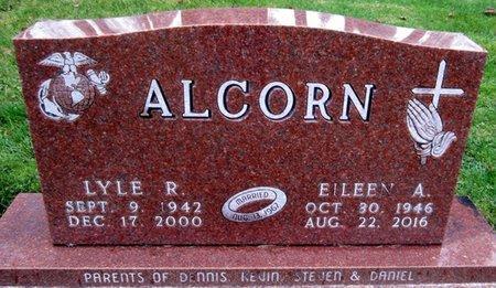 ALCORN, LYLE R. - Fayette County, Iowa | LYLE R. ALCORN