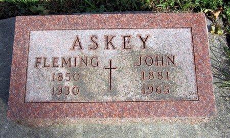 ASKEY, JOHN - Fayette County, Iowa | JOHN ASKEY