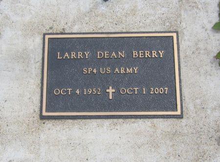 BERRY, LARRY DEAN - Fayette County, Iowa | LARRY DEAN BERRY