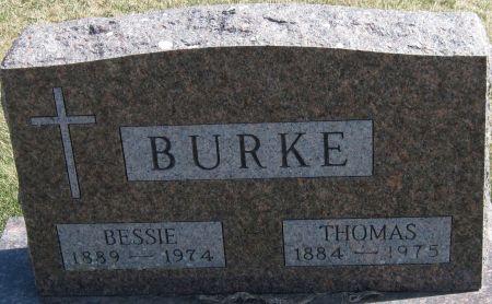 BURKE, THOMAS - Fayette County, Iowa | THOMAS BURKE