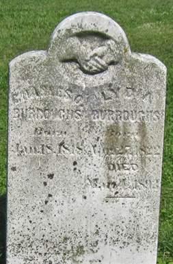 BURROUGHS, CHARLES O. - Fayette County, Iowa | CHARLES O. BURROUGHS