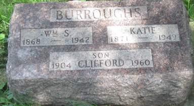 BURROUGHS, CLIFFORD - Fayette County, Iowa | CLIFFORD BURROUGHS