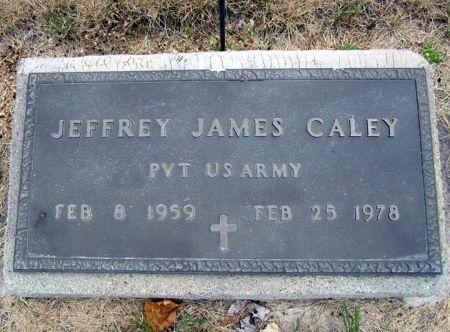 CALEY, JEFFREY JAMES - Fayette County, Iowa | JEFFREY JAMES CALEY
