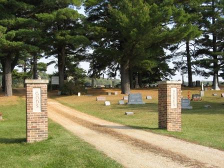 GODS ACRES, CEMETERY - Fayette County, Iowa | CEMETERY GODS ACRES