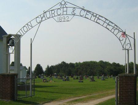 UNION (PUTNAM), CEMETERY - Fayette County, Iowa   CEMETERY UNION (PUTNAM)