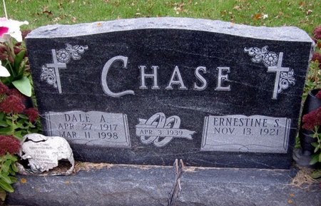 CHASE, DALE A. - Fayette County, Iowa | DALE A. CHASE