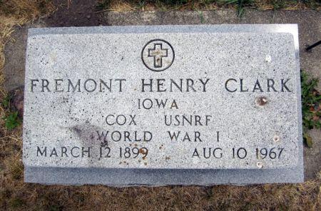 CLARK, FREMONT - Fayette County, Iowa | FREMONT CLARK