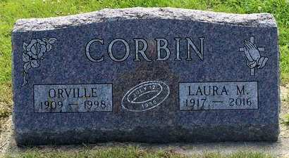 CORBIN, ORVILLE - Fayette County, Iowa   ORVILLE CORBIN