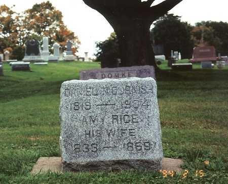 RICE CORNISH, AMY - Fayette County, Iowa | AMY RICE CORNISH