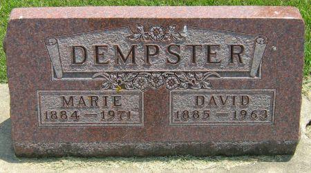 BETCHER DEMPSTER, MARIE L.